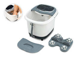 Dispozitiv de masaj al picioarelor, Wellneo 2 in 1 Foot Spa